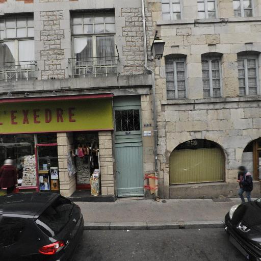 L'Exedre Librairie Commerce Equitable - Librairie - Besançon