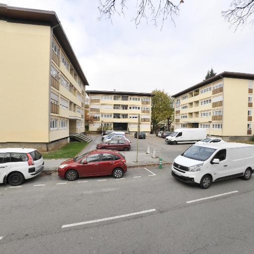 Aire de covoiturage Carrefour city - Aire de covoiturage - Annecy
