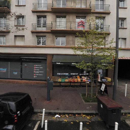 Pharmacie Centrale - Pharmacie - Montrouge