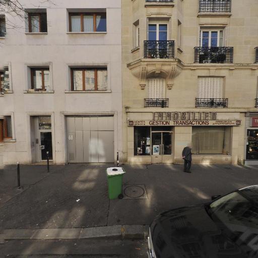 ARMAND NOUVET ARCHITECTURE et URBANISME - Architecte d'intérieur - Paris