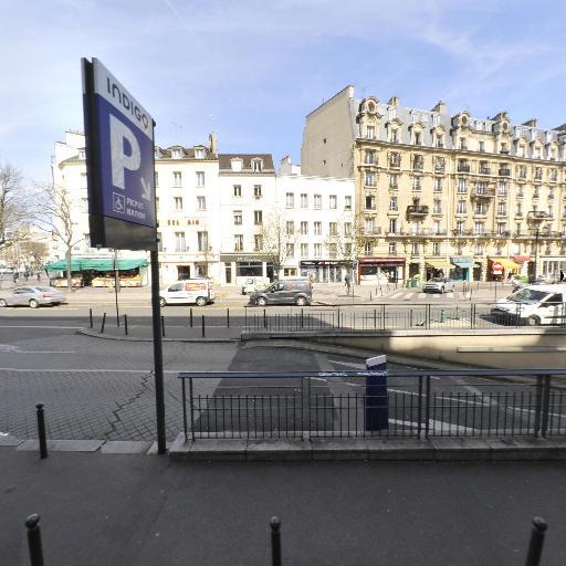 Picpus Nation - Parking réservable en ligne - Paris