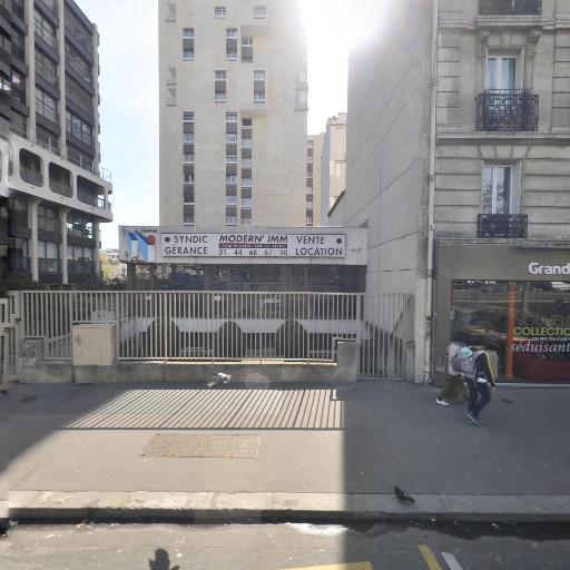 Modern'Imm Gestion Immobiliere - Syndic de copropriétés - Paris