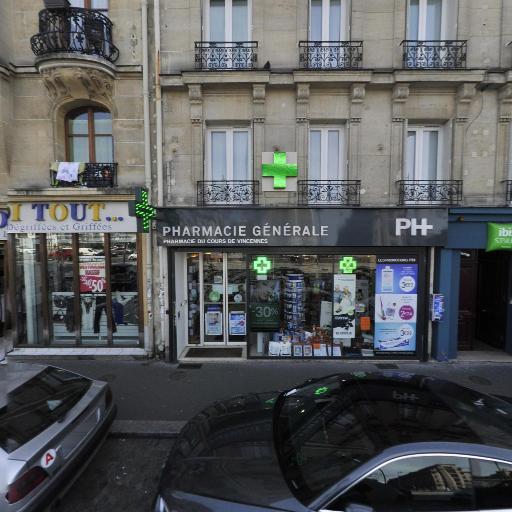 Guez Agnès - Pharmacie - Paris