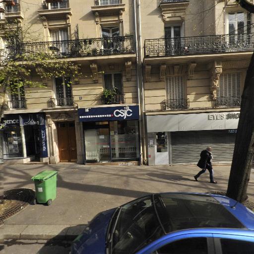 C.S.J.C Assistants - Administrateur de biens - Paris