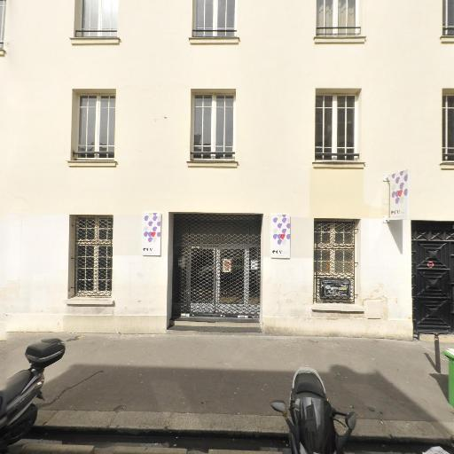École de Communication Visuelle - ECV Paris - Enseignement pour les professions artistiques - Paris