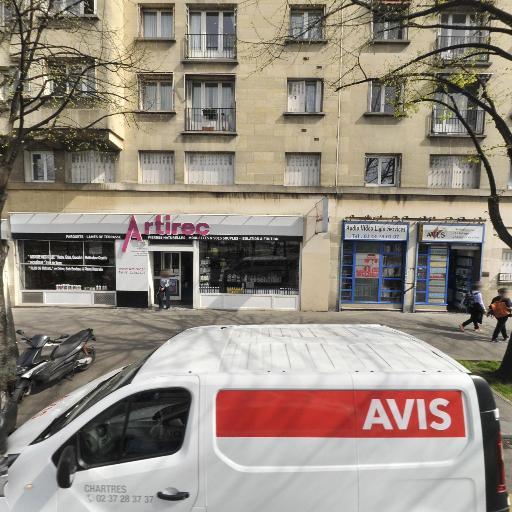 Artirec - Vente et pose de revêtements de sols et murs - Paris