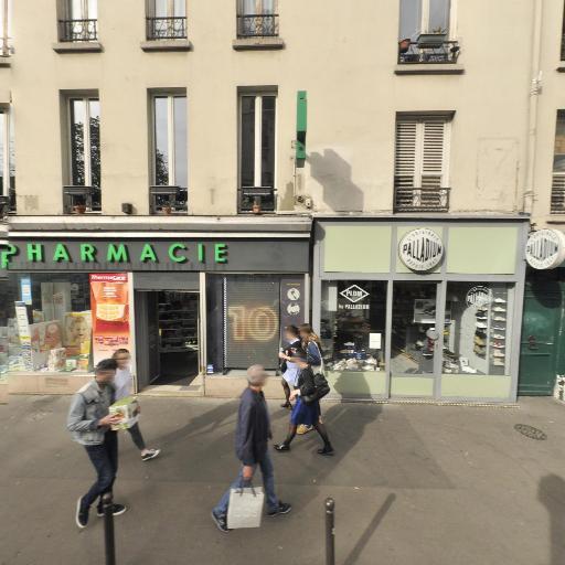 Pharmacie De La Semeuse - Pharmacie - Paris