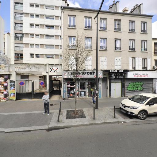 Caron François - Coursiers - Paris