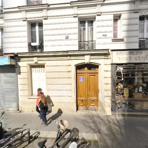 Ben Baron Victor - Ébénisterie d'art et restauration de meubles - Paris