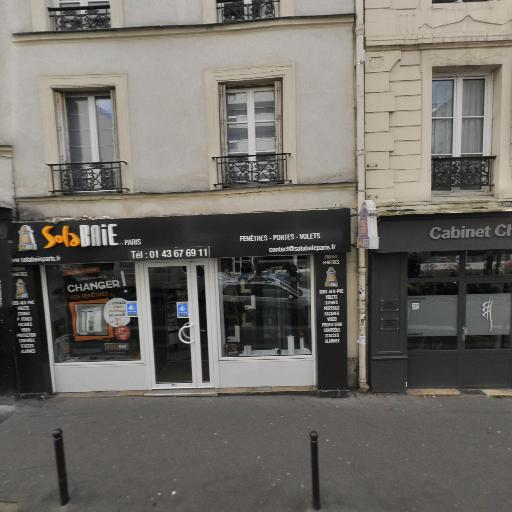 Menuiserie Rosemar - Fenêtres - Paris