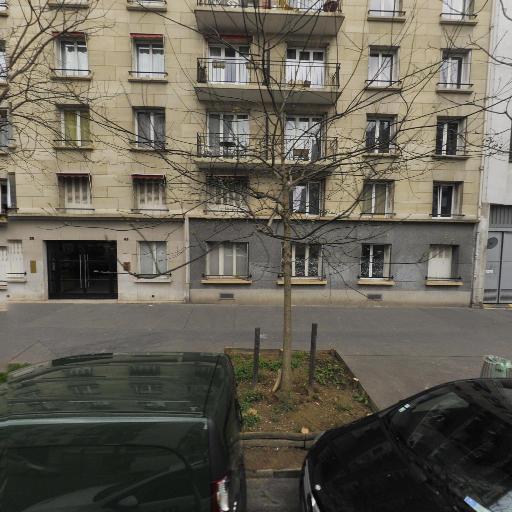 Immeuble Du 48 Av Philippe Auguste - Location d'appartements - Paris
