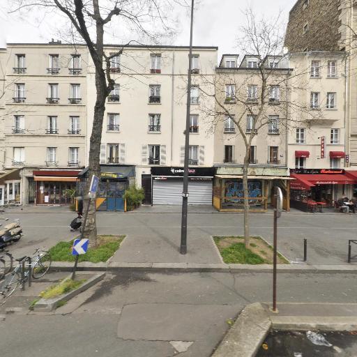 Sandner Diaz Adrian Alois - Hôtel - Paris