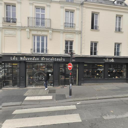 Les Nouveaux Brocanteurs - Achat et vente d'antiquités - Paris