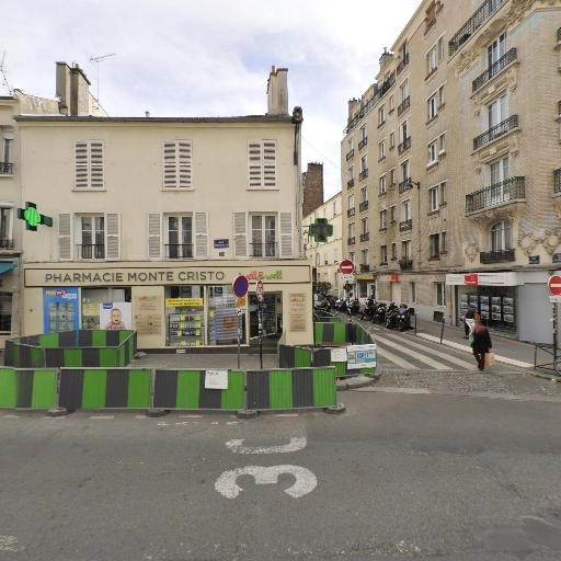 Pharmacie Monte Cristo well&well - Vente et location de matériel médico-chirurgical - Paris