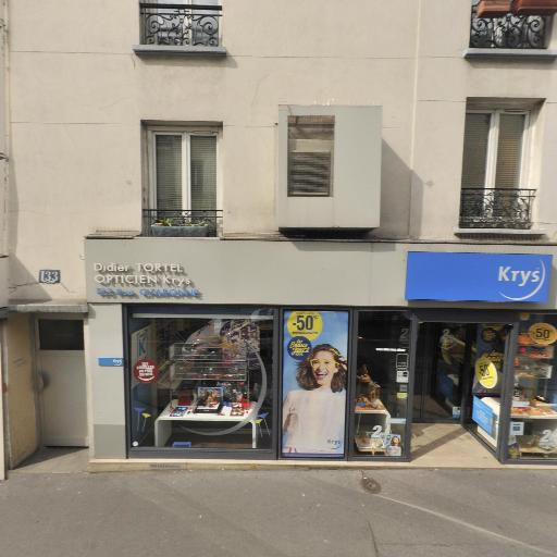 Opticien KRYS - Opticien - Paris