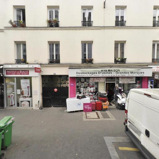 KYA Maison - Literie - Paris