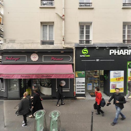 Pharmacie Israel - Pharmacie - Paris