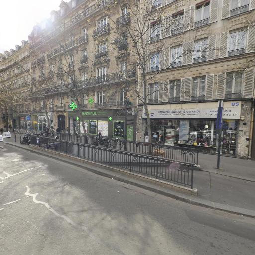 Faubourg Saint-Antoine - Parking - Paris