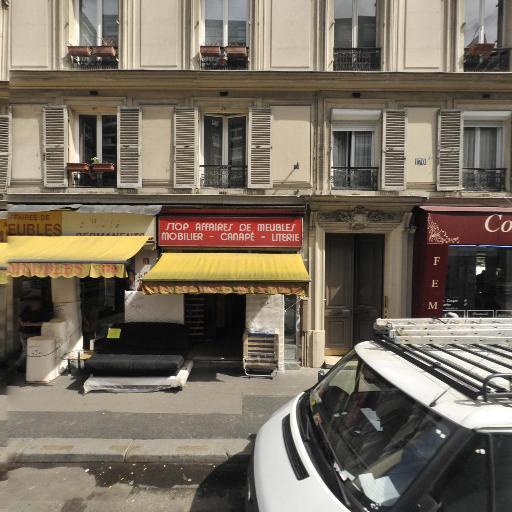 Lambert Christophe - Enseignement pour les professions artistiques - Paris