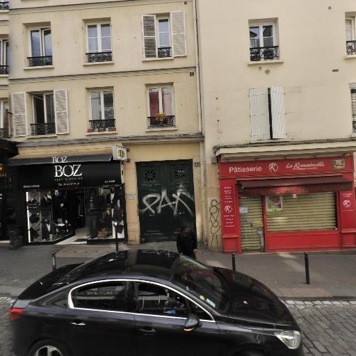 Da Silvo Alvaro - Arts de la table - Paris