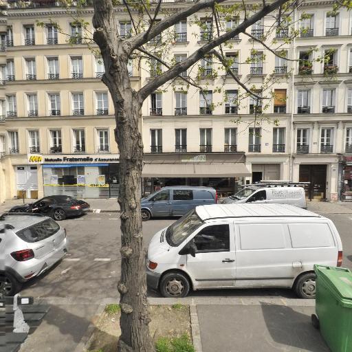 Taglan - Literie - Paris