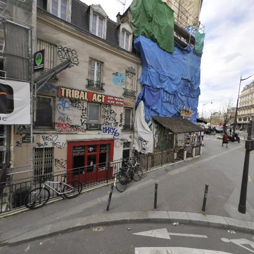 Act Un - Tatouages - Paris