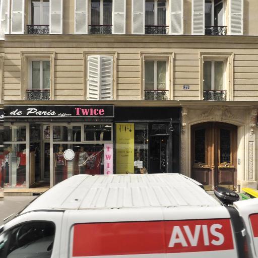 Pâtisserie Emma Duvéré - Pâtisserie - Paris