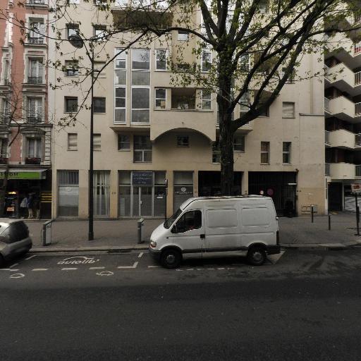 Kalusroussel Architectes - Architecte d'intérieur - Paris
