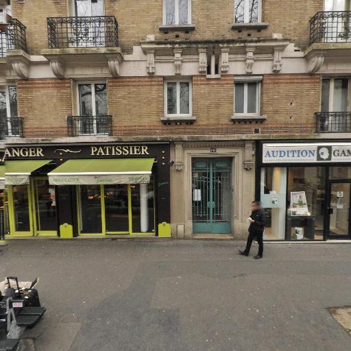 La Tordue - Boulangerie pâtisserie - Paris