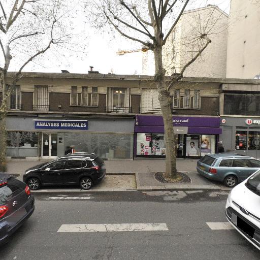 Labo De Biologie Med Orfila - Laboratoire d'analyse de biologie médicale - Paris