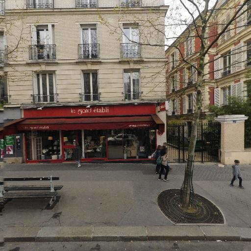 Agence Reyner Luzon - Société d'assurance - Paris