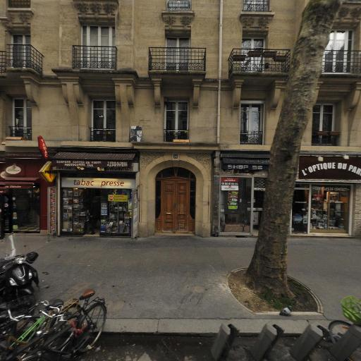 CENTURY 21 Bolivar Jourdain - Agence immobilière - Paris