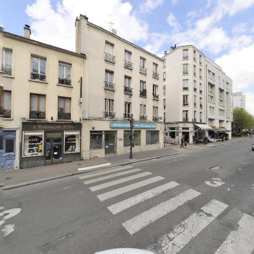 Dépistage COVID - LBM BIO4L BIOFUTUR SITE BAGNOLET - Santé publique et médecine sociale - Paris