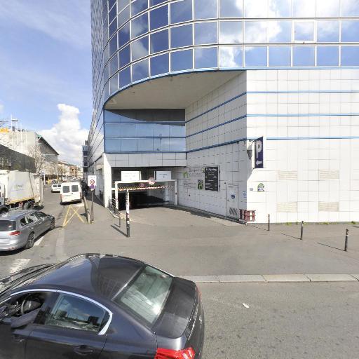 Parking Centre Commercial La Grande Porte - Parking - Montreuil