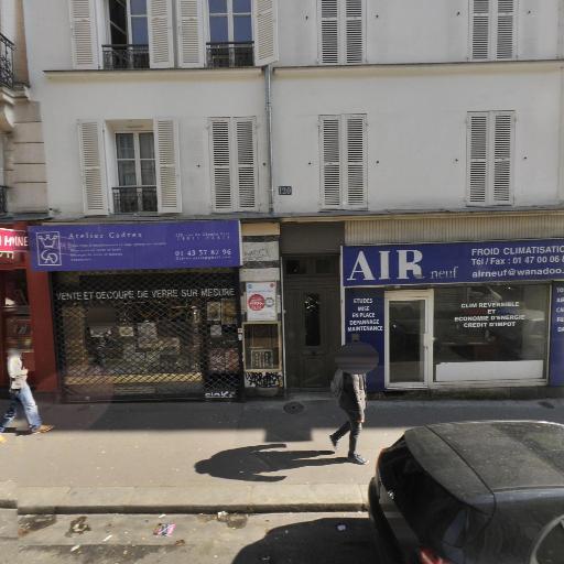 Cadrex - Encadrement - Paris