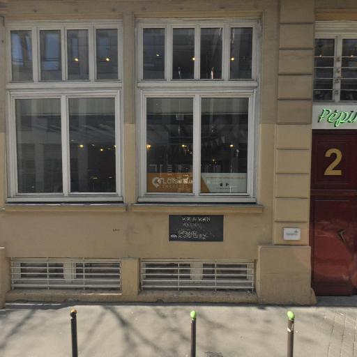 Parking Nomad - Parking public - Paris