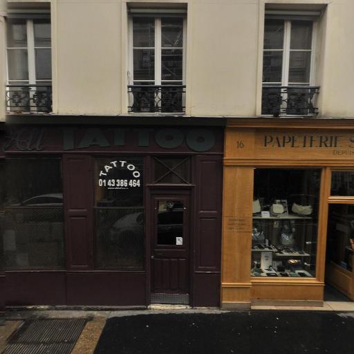 All Tattoo - Tatouages - Paris