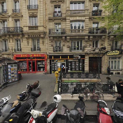 CENTURY 21 Parmentier - Saint Maur - Agence immobilière - Paris