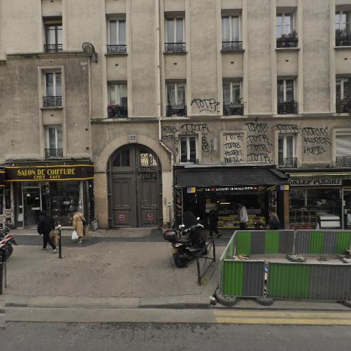 Ghion Christian - Décorateur - Paris
