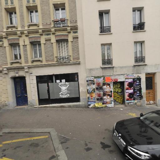 Sons Of Barber B.A.C. - Coiffeur - Paris