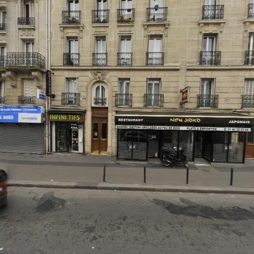 Une Balade Au Merlan - Réseaux informatique - Paris