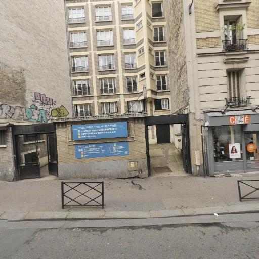 Inst. Medico-pedagogique Belleville - Centre médico-social - Paris