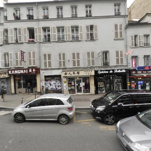 Wenzhou - Salon de thé - Paris