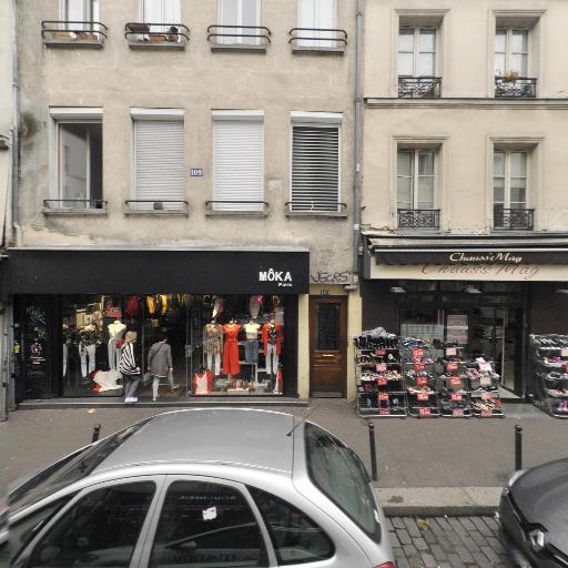 Palatnik Hugues - Sérigraphie - Paris