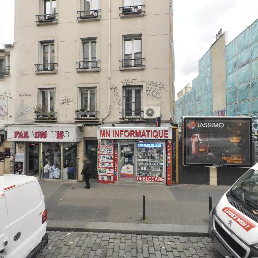 Morel Marie Pierre - Photographe de portraits - Paris