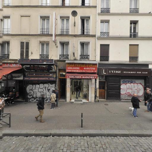 L'Étage - Discothèque - Paris