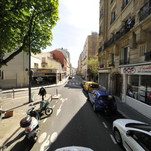 Ae2b - Auto-école - Paris