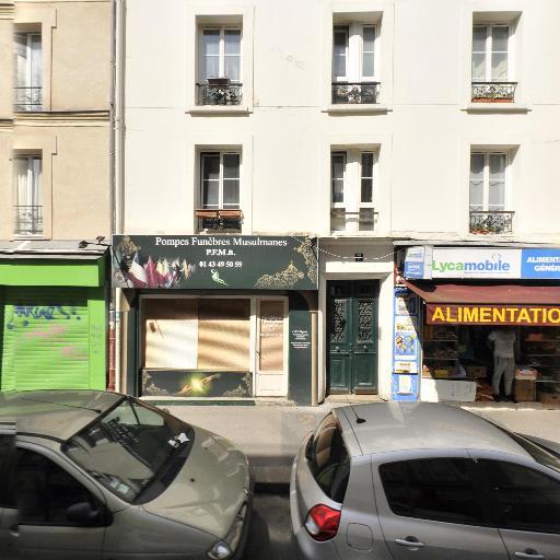 Pompes Funebres Musulmanes - Pompes funèbres - Paris
