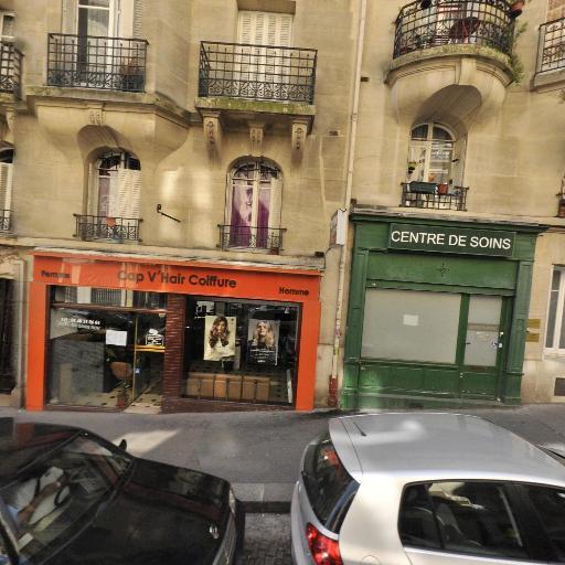 Cap V'hair Coiffure - Coiffeur - Paris