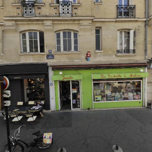 Amores - Restaurant - Paris